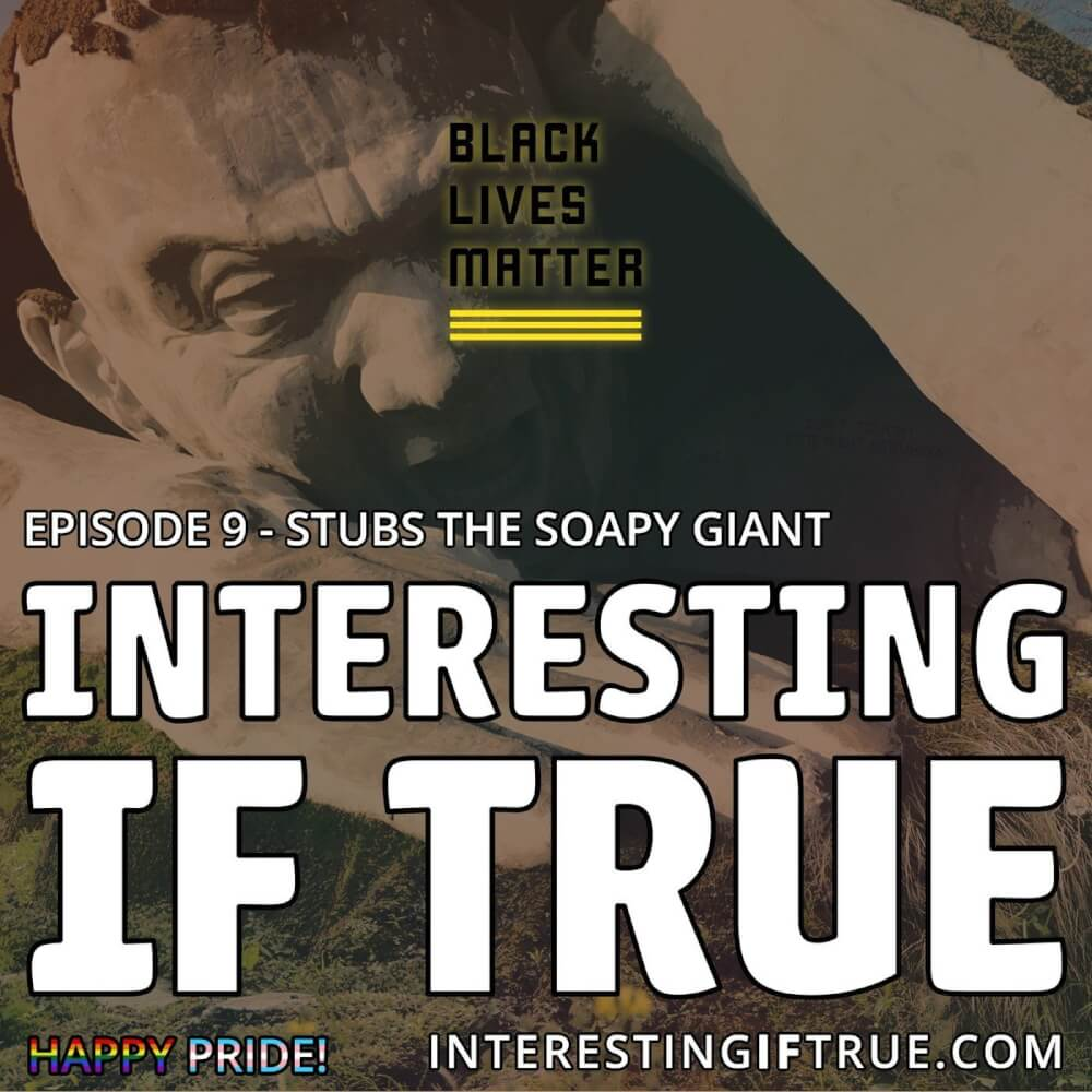Logo for Episode 9: Stubs The Soapy Giant