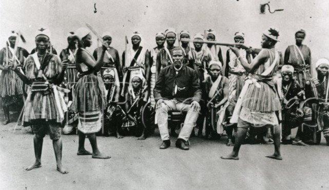 Dahomey Amazon Warriors